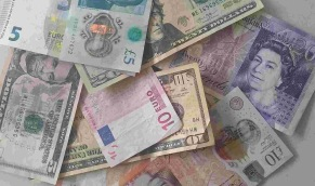 Foreign Paper Money 2