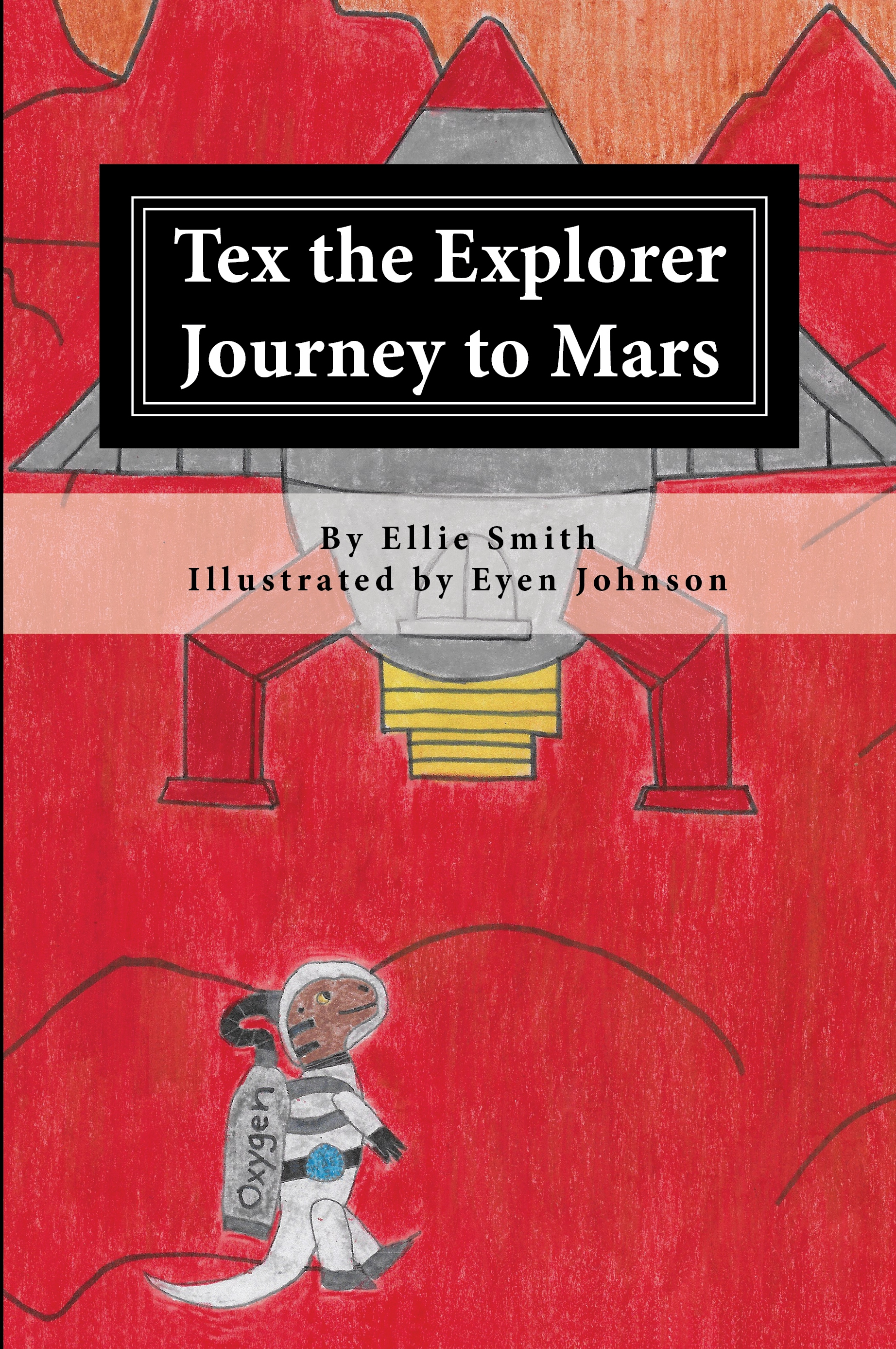 Tex the Explorer Journey to Mars (1)